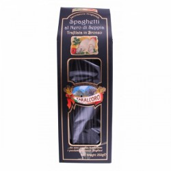 Squid Ink Spaghetti - 8.8 oz