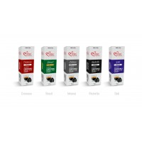 Verismo® compatible pods - 50 Espresso drinks