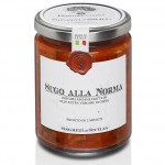 Norma sauce - Traditional Sicilian Recipe - 10.23 oz