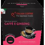 Ginseng coffee - (Nespresso system)