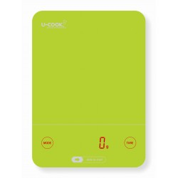 U-COOK Digital touch scale (Tablet)