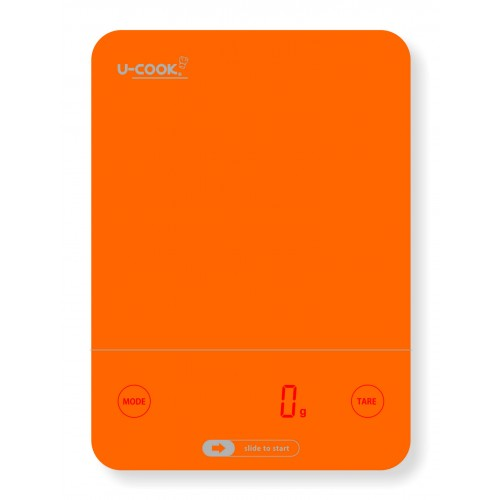 U Cook Digital Touch Scale Tablet 1 Tablet Kitchen Scale